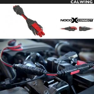 X CONNECT オス-オスコネクター バッテリーチャージャー バッテリーケーブル用 GC013 NOCO/ノコ | バッテリーケーブルコネクター 【アメ車 欧州車 国産車 汎用】