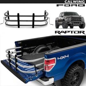 ベッドエクステンダー シルバー ベッド延長 積載量増加   FORD/フォード RAPTOR/ F150ラプター '12y~'18y【アメ車パーツ】