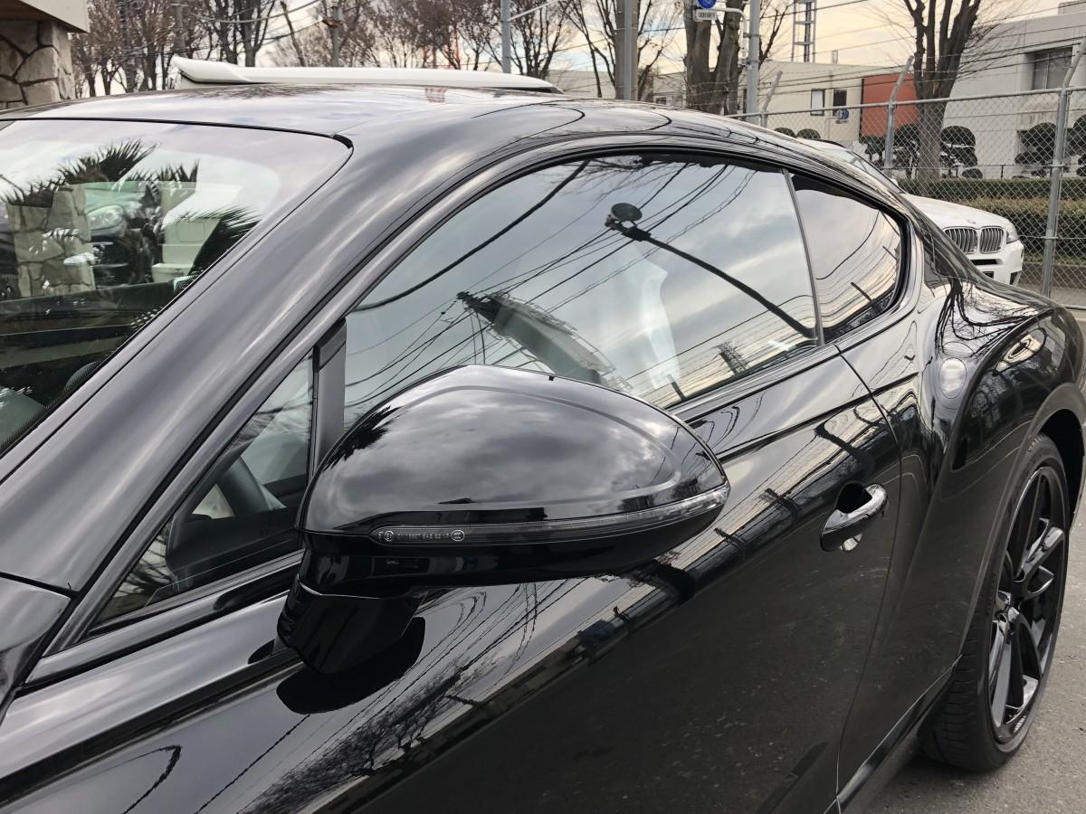 ベントレー コンチネンタル GT ブラックアウト カスタム