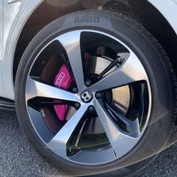 ベントレー ベンテイガ キャリパー塗装 カスタムペイント Bentley Bentayga