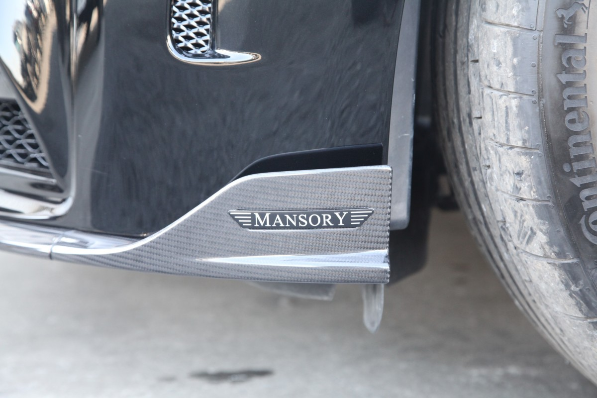 ロールスロイス ゴースト シリーズ 2 マンソリー MANSORY カスタム