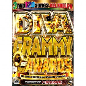 I-SQUARE DIVA GRAMMY AWARDS DVD 3枚組 全120曲!