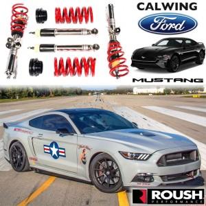 FORD/フォード MUSTANG/マスタング '15y-'19y | コイルオーバーサスペンションキット トリプルアジャスタブル ROUSH/ラウシュ【アメ車パーツ】