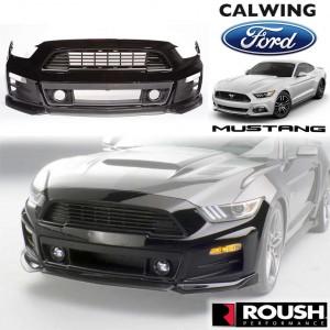 FORD/フォード MUSTANG/マスタング '15y-'17y | コンプリート フロントフェイスキット ROUSH/ラウシュ【アメ車パーツ】
