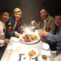 RIZIN伊藤盛一郎選手と完全会員制焼肉店「新進気鋭」にお邪魔させていただきました。