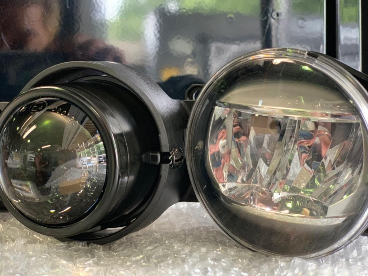 ランドクルーザー フォグ LED IPF カスタム
