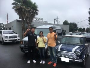 埼玉県のF様にシボレー アストロ ディスカバリーコンバージョン 奇跡の実走行17000kmをご納車させて頂きましました!