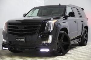 キャデラック エスカレード NEXT NATION BLACK-EDITION WIDEBODY 新車