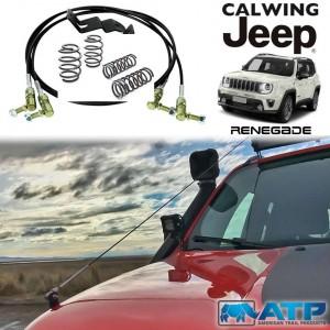 JEEP/ジープ RENEGADE/レネゲード '15y-   ライトバーリムライザーキット ATP/アメリカントレイルプロダクツ【アメ車パーツ】