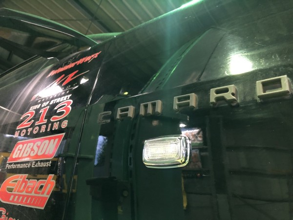シボレー カマロ ZL1 車検 点検 整備