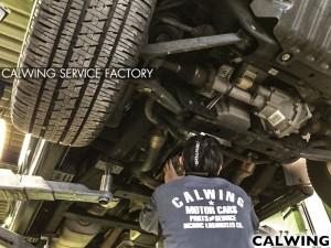 2011年 三世代目シボレータホ。今回初めて車検整備でご利用頂きました!車検の内容は点検後にお見積りが出来てからお客様と決めていきます。今回の整備内容は…エンジオイル交換、バッテリー、 […]