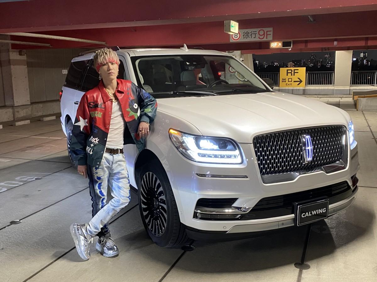 ドーベルマンインフィニティのKAZUKIさん参加の新曲MVに車両協力させて頂きました!