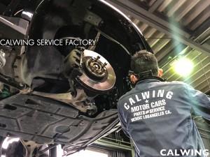 GL550エアサスコンプレッサーの修理です。コンプレッサーが故障すると車高が下がり、上がらなくなってしまいます…。GL550のエアサスコンプレッサーは、フロントバンパーの裏側付近にあり […]