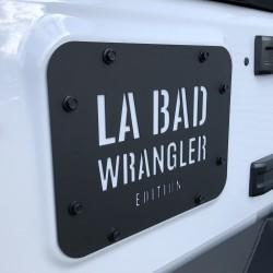 ジープ ラングラー アンリミテッド LA BAD WRANGLER dropstar ドロップスター カリフォルニアマッドスター CALIFORNIA MUDSTAR カスタム