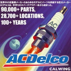 世界中の自動車メーカーのあらゆるモデルにパーツを供給する巨大メーカーへ成長したACデルコは、手作りのスパークプラグ1本から始まった。