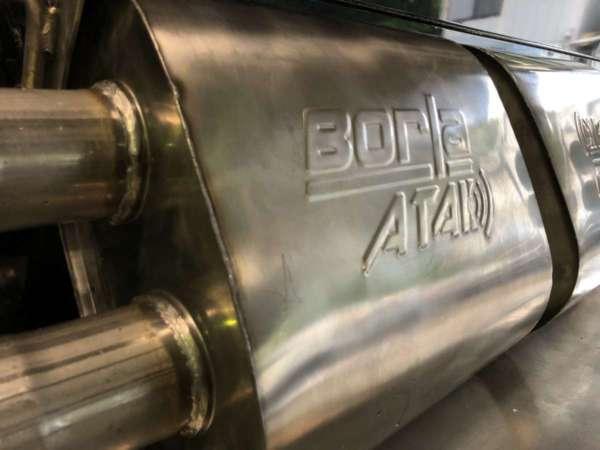 フォード F150 ラプター ボーラ マフラー アタック カスタム ボーラ エキゾースト RAPTOR BORLA