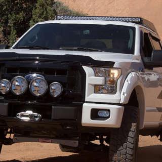 アメリカを代表する自動車。FORDの屋台骨を力強くタフに支えるF150!