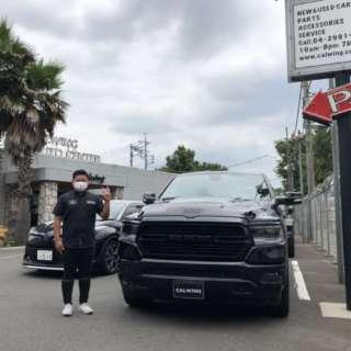 宮城県のS社長様、G専務様に 新車 ラムトラック スポーツ をご納車させて頂きました。