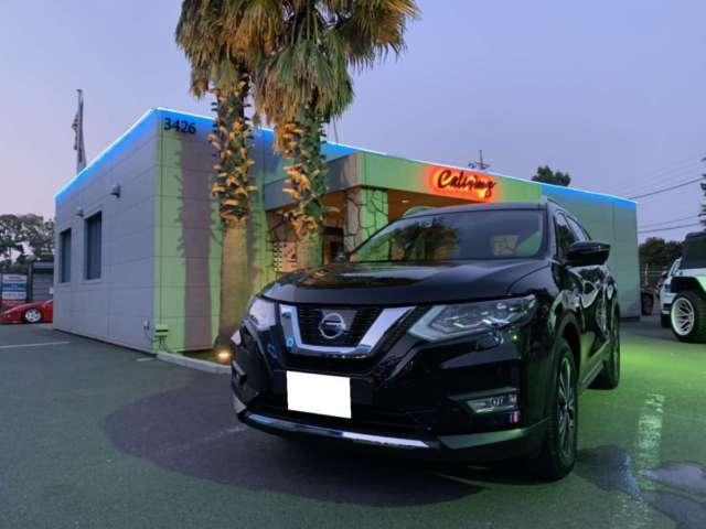 埼玉県のS様に新車 ニッサン エクストレイル プラチナムエディション 左ハンドルをご納車させて頂きました。