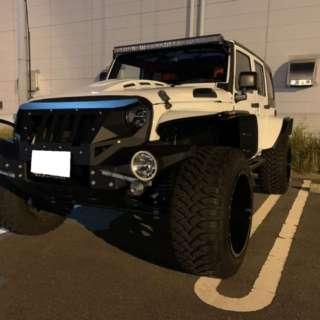 兵庫県のH社長様にジープ ラングラー アンリミテッド コンプリートモデル LA BAD WRANGLERをご納車させて頂きました!