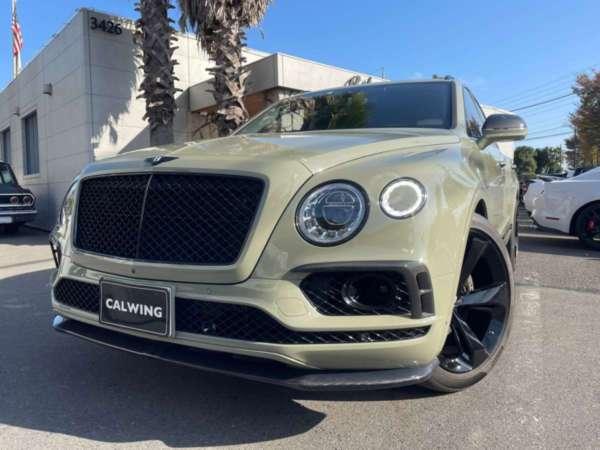 ベントレー ベンテイガ フルラッピング Bentley Bentayga CarWrapping
