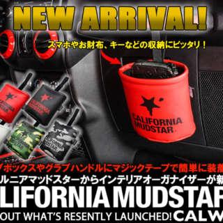 カリフォルニアマッドスターからオシャレで便利なインテリア小物入れが新発売!
