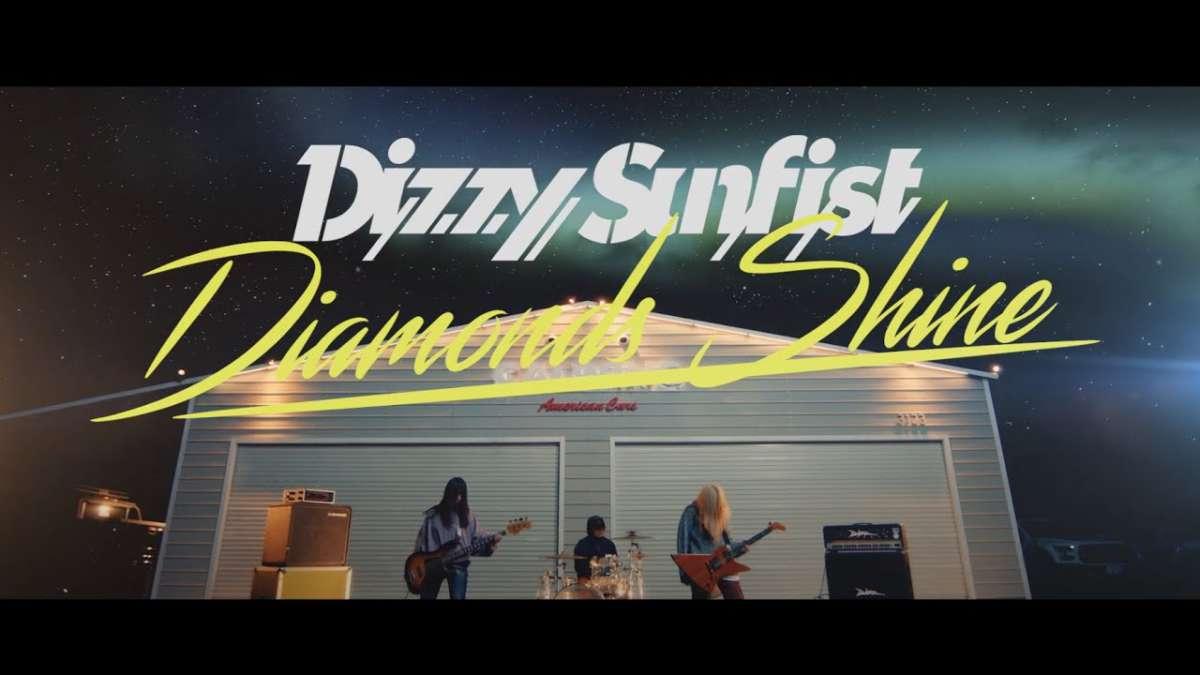 Dizzy Sunfistさんの新曲、TVアニメ新番組『EX-ARMエクスアーム』のエンディングテーマMVをキャルウイングで行ない、ついに解禁となりました!!