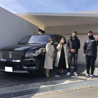 兵庫県のT社長様に 新車ナビゲーター をご納車させて頂きました!