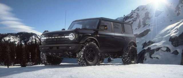 フォード ブロンコ 各グレード