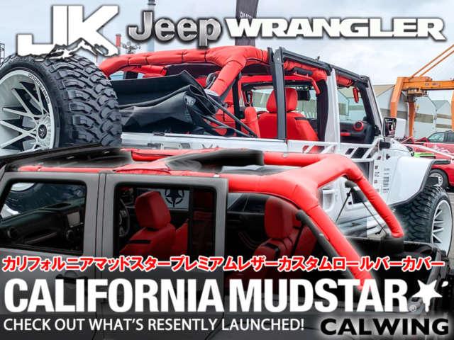 大好評販売中!カラーバリエーション6色のラングラーJK専用カスタムロールバーカバー