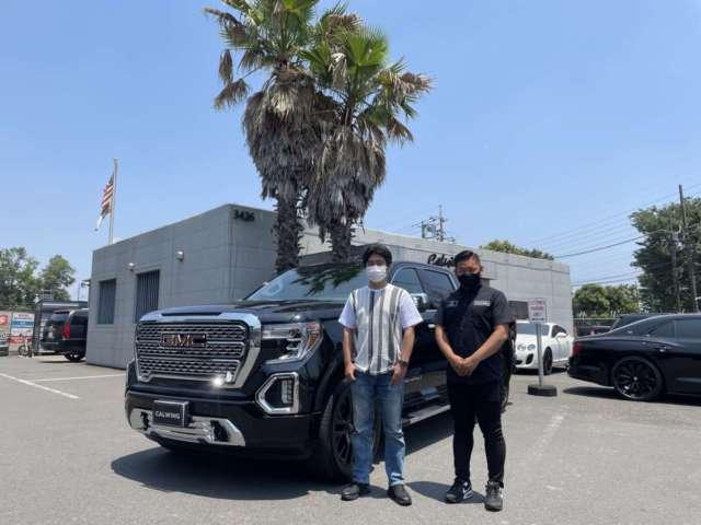 香川県のT社長に新車 シエラ デナリをご納車させて頂きました!